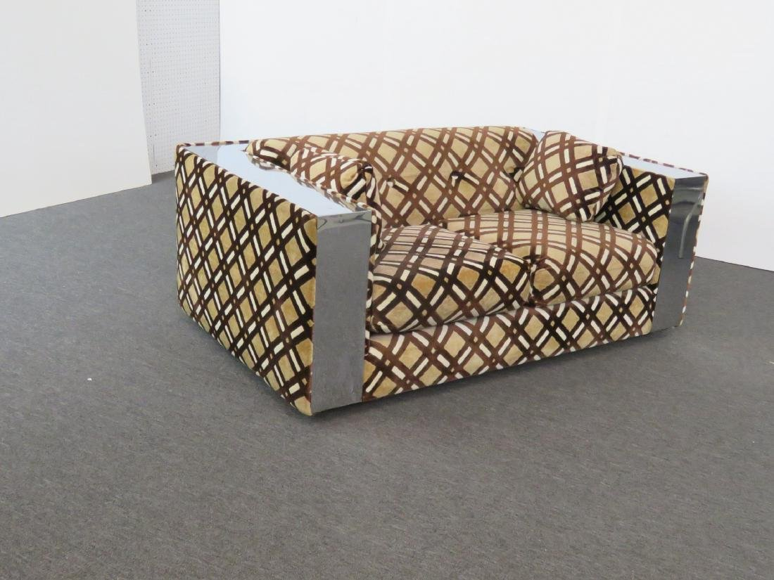 PAUL EVANS FOR DIRECTIONAL LOVE SEAT - 2