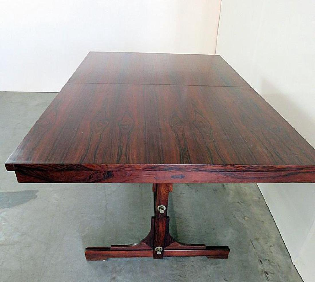 ROSEWOOD FRATTINI DINING TABLE - 4