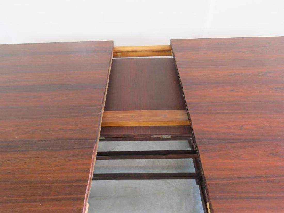 ROSEWOOD FRATTINI DINING TABLE - 5