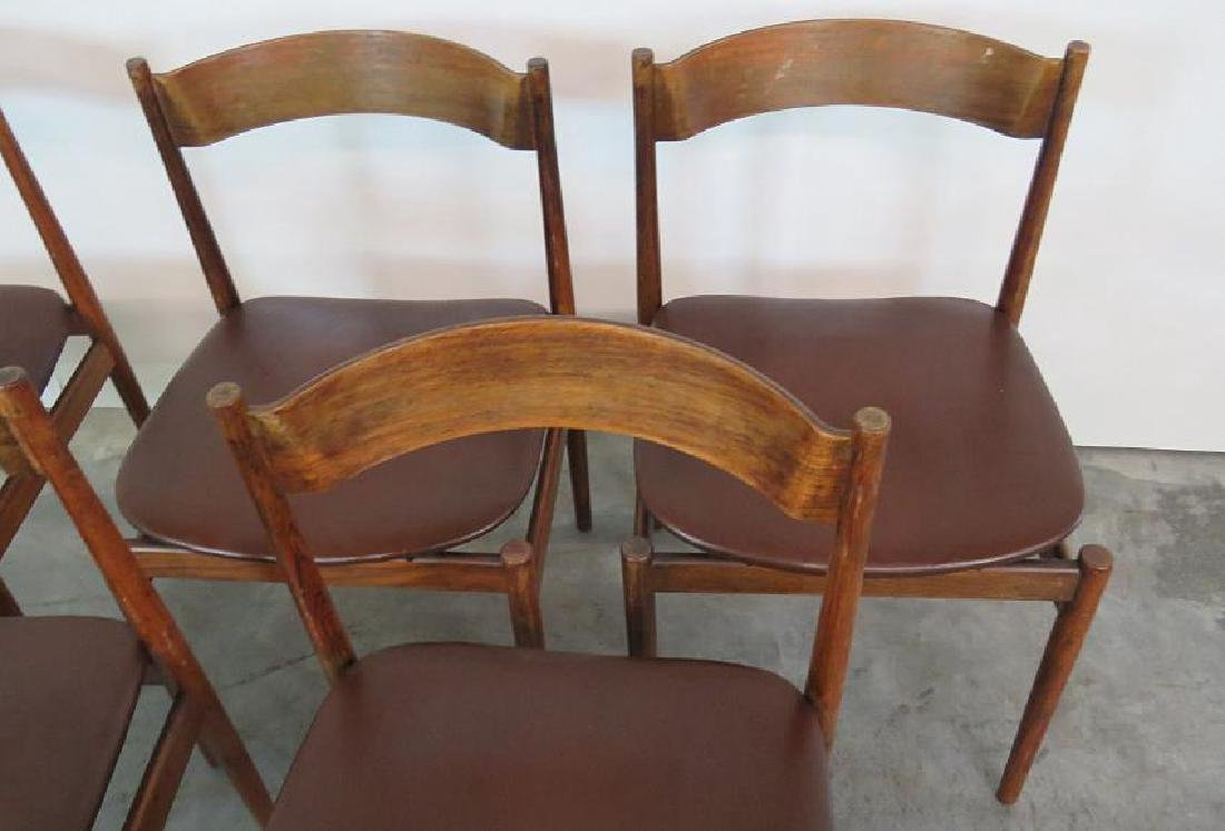 6 FRATTINI DINING CHAIRS - 3