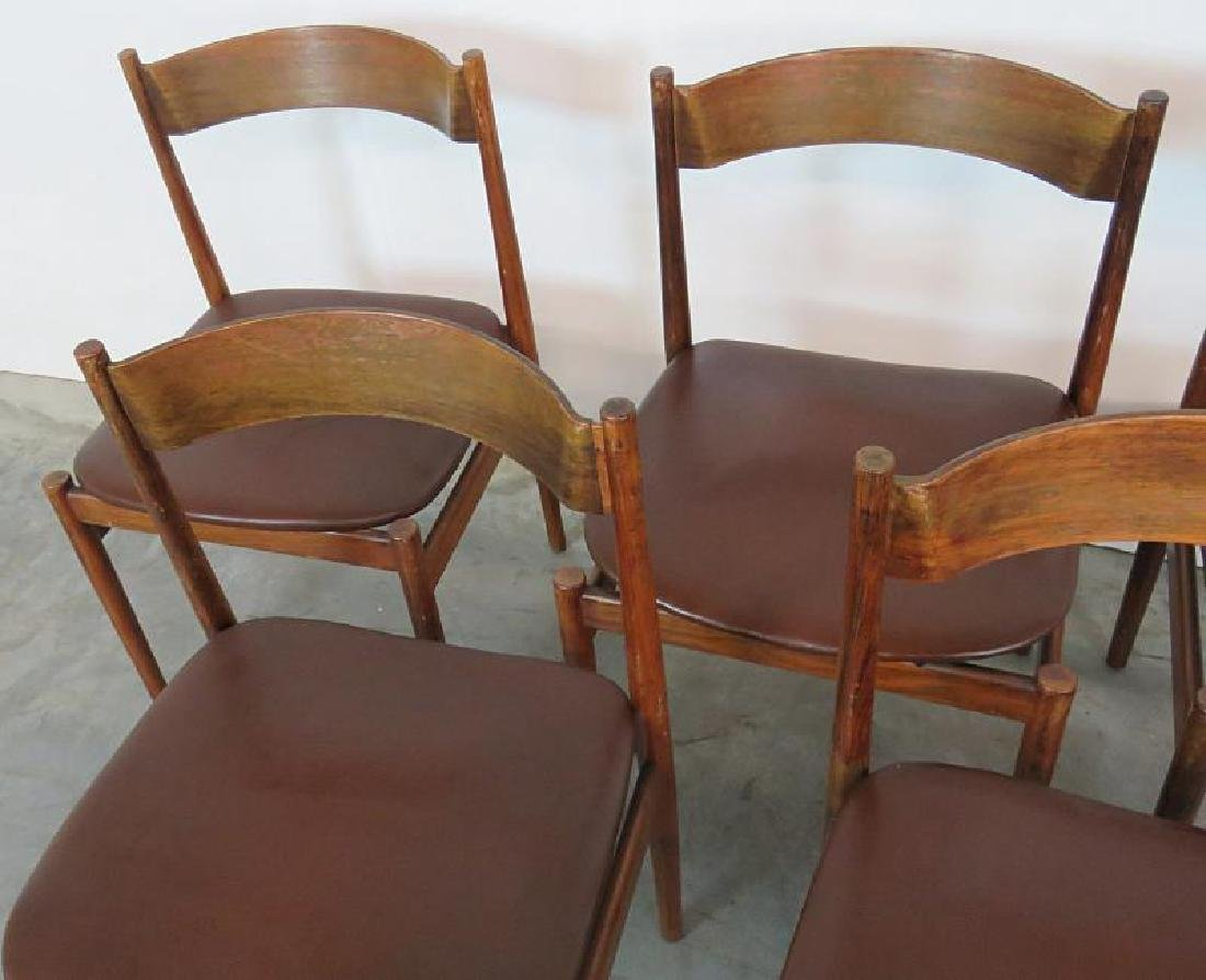 6 FRATTINI DINING CHAIRS - 4