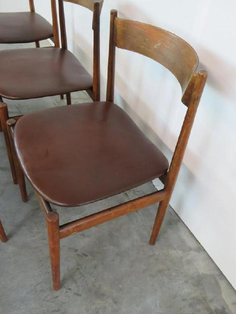 6 FRATTINI DINING CHAIRS - 5