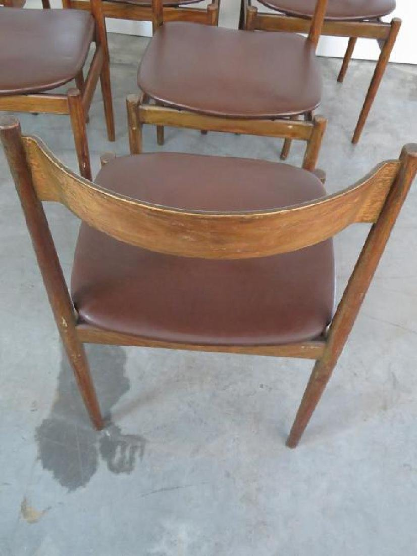 6 FRATTINI DINING CHAIRS - 6