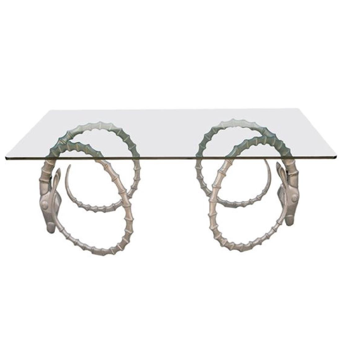 IBEX HEAD COFFEE TABLE
