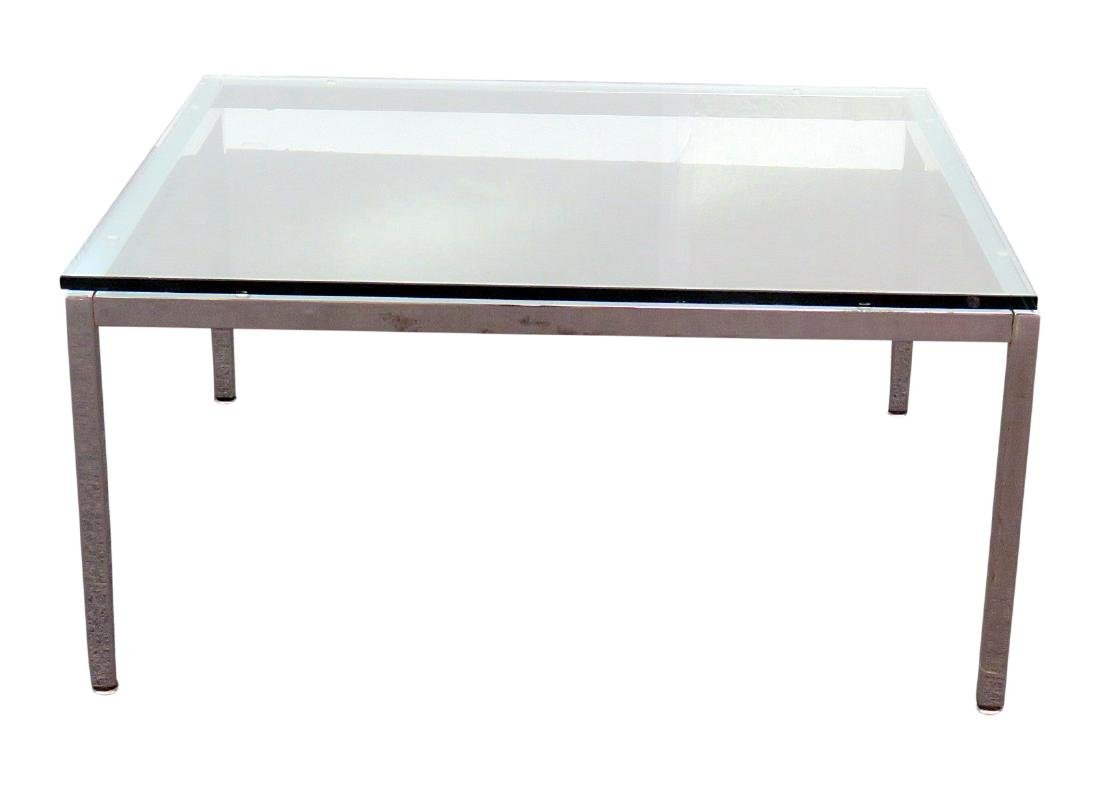 KNOLL COCKTAIL TABLE