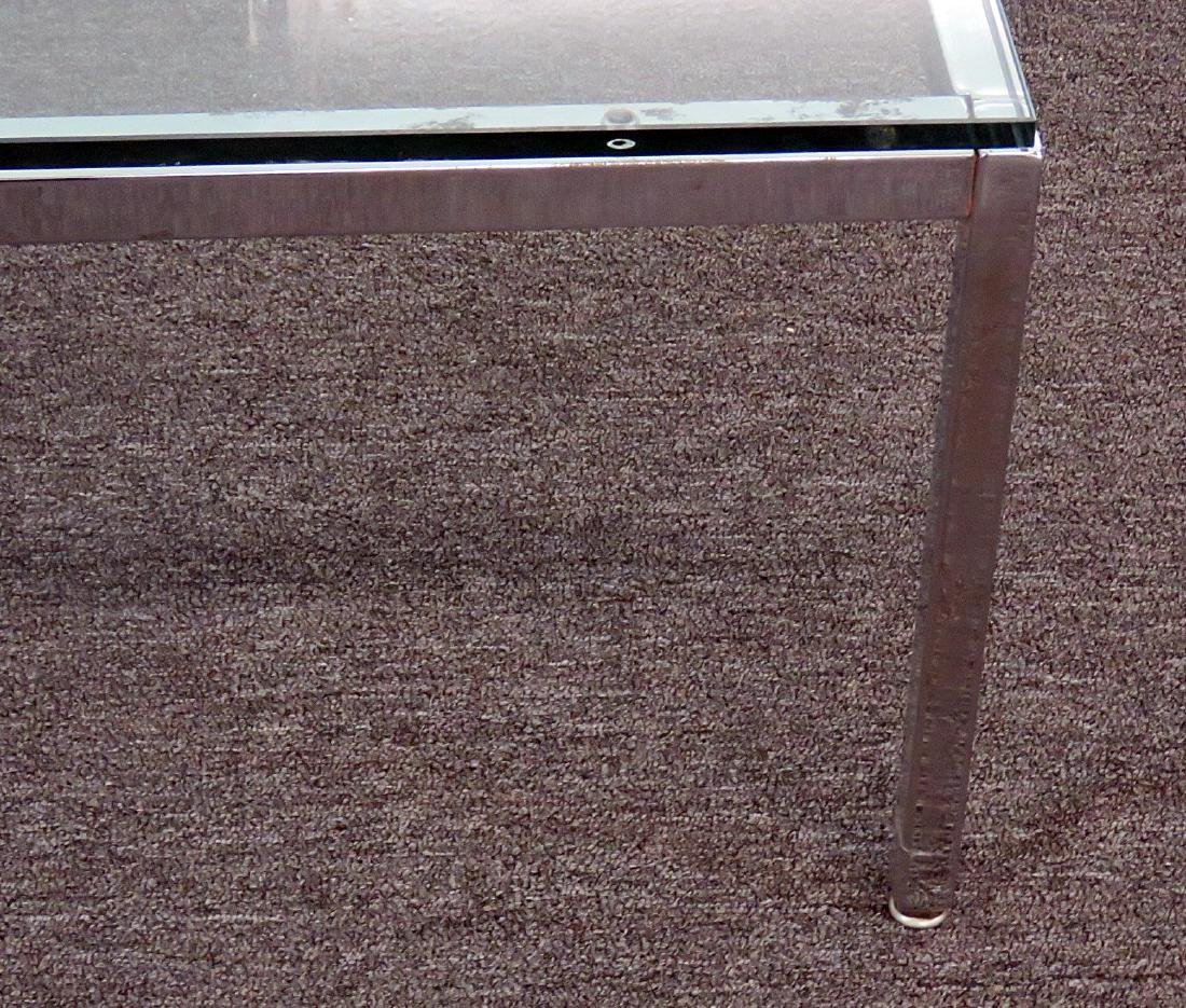 KNOLL COCKTAIL TABLE - 4