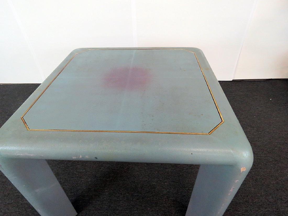 KARL SPRINGER GAME TABLE - 2