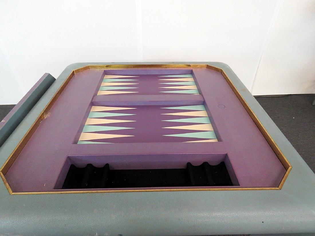 KARL SPRINGER GAME TABLE - 4