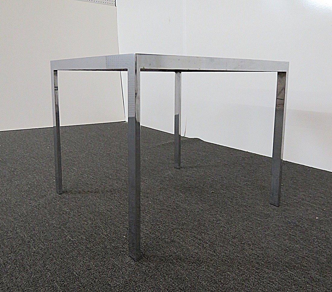 CHROME END TABLE - 5