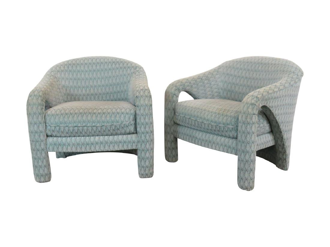 Pair KAGAN for WEIMAN ARM CHAIRS