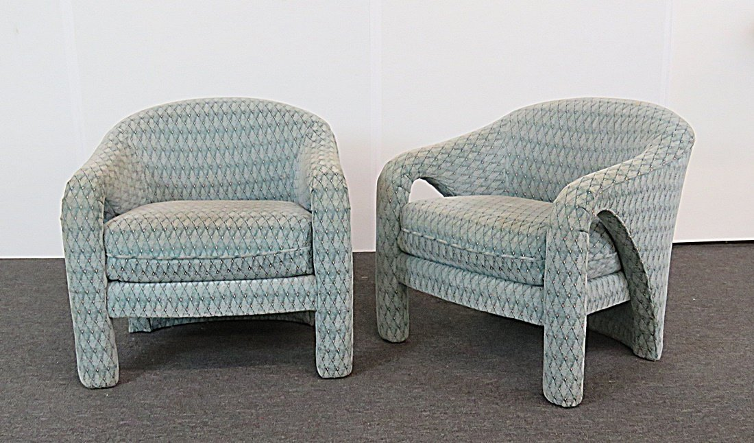 Pair KAGAN for WEIMAN ARM CHAIRS - 2