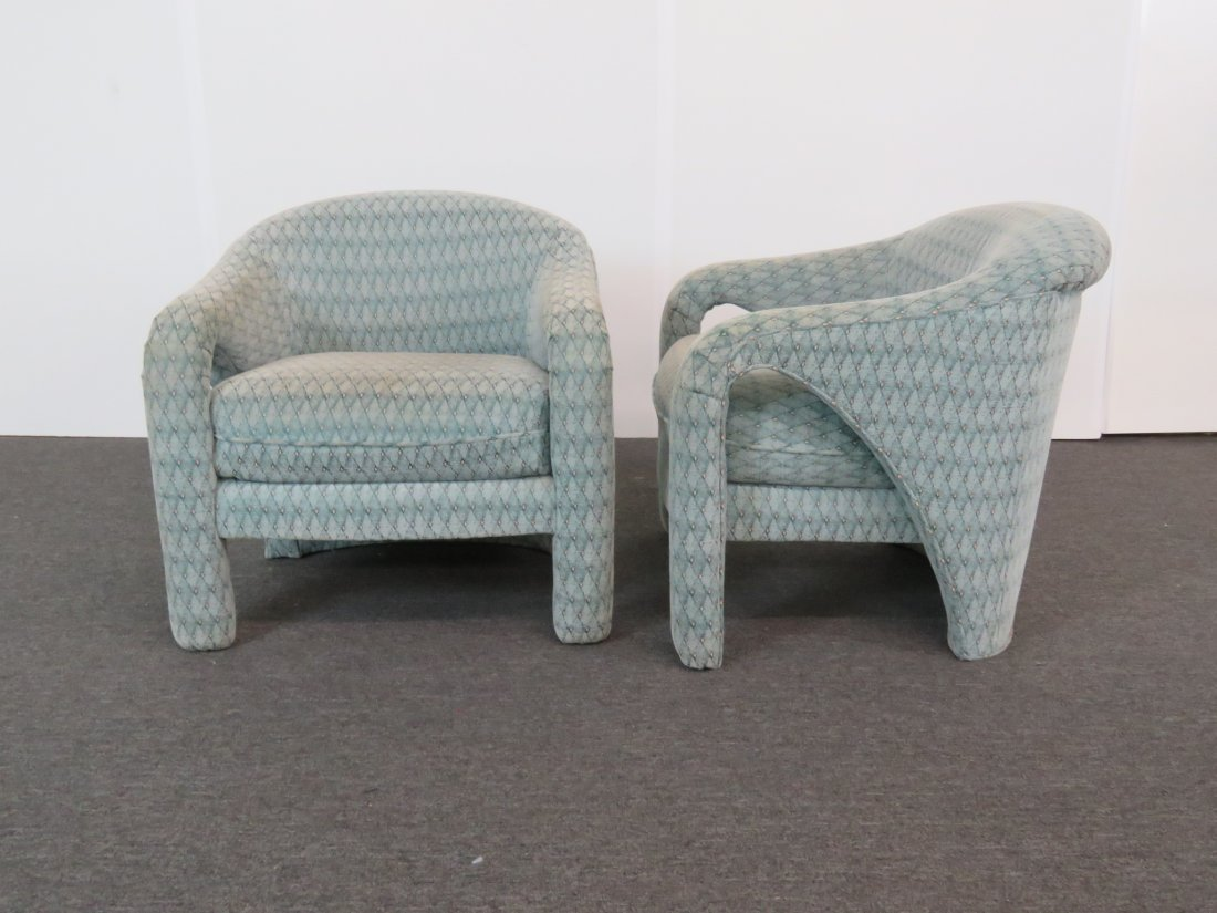 Pair KAGAN for WEIMAN ARM CHAIRS - 3