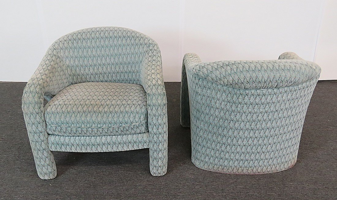 Pair KAGAN for WEIMAN ARM CHAIRS - 4