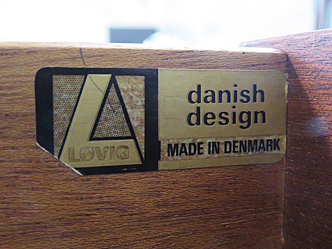 LOVIG DANISH TEAK DESK - 10