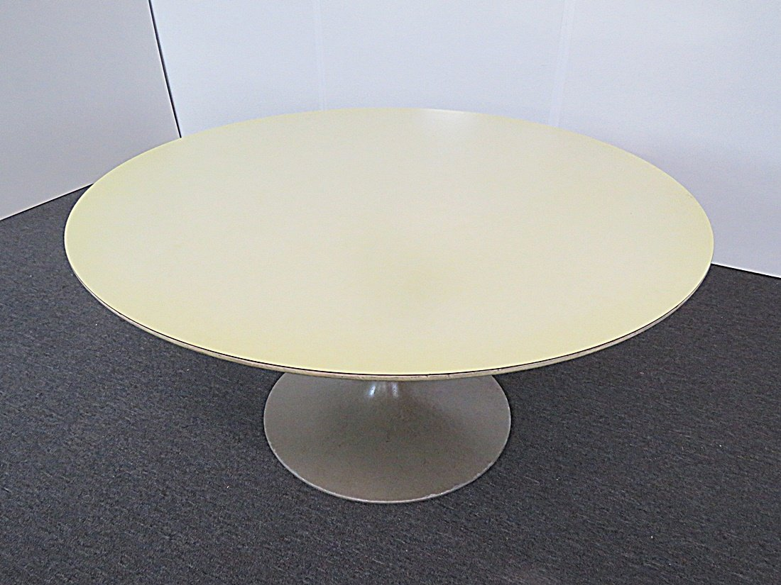 HERMAN  MILLER DINING TABLE - 2