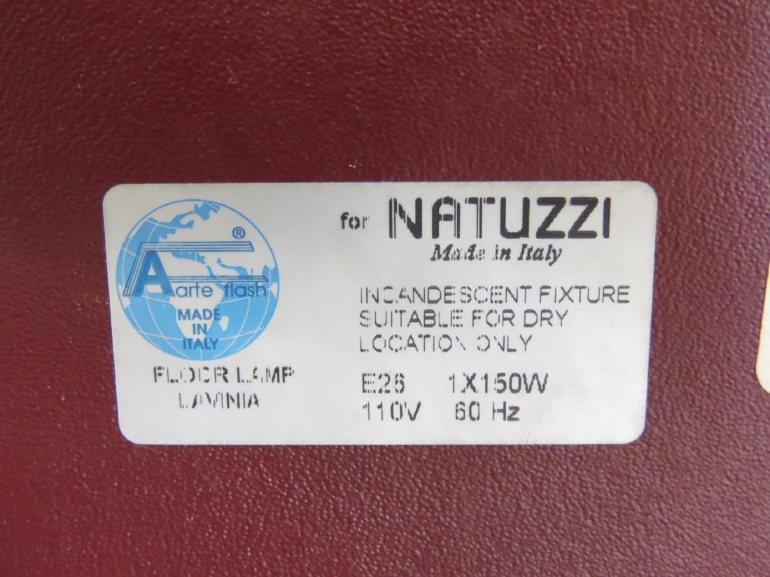 NATUZZI ITALIAN MODERN FLOOR LAMP - 6
