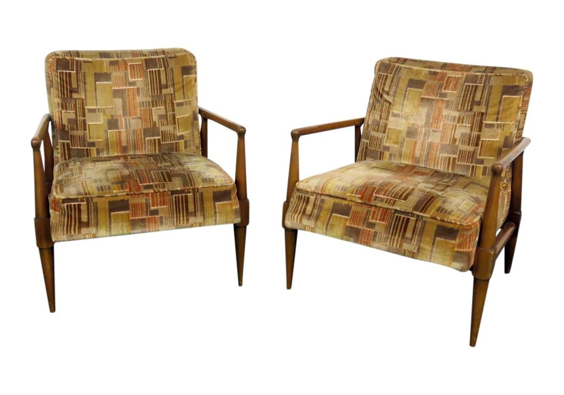 Pair ROBSJOHN-GIBBINGS ARM CHAIRS
