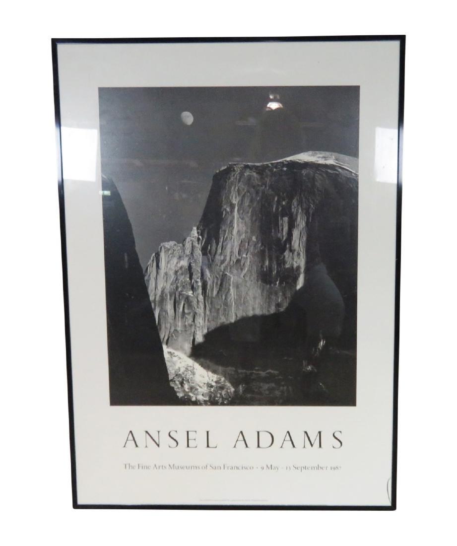 ANSEL ADAMS FRAMED PRINT
