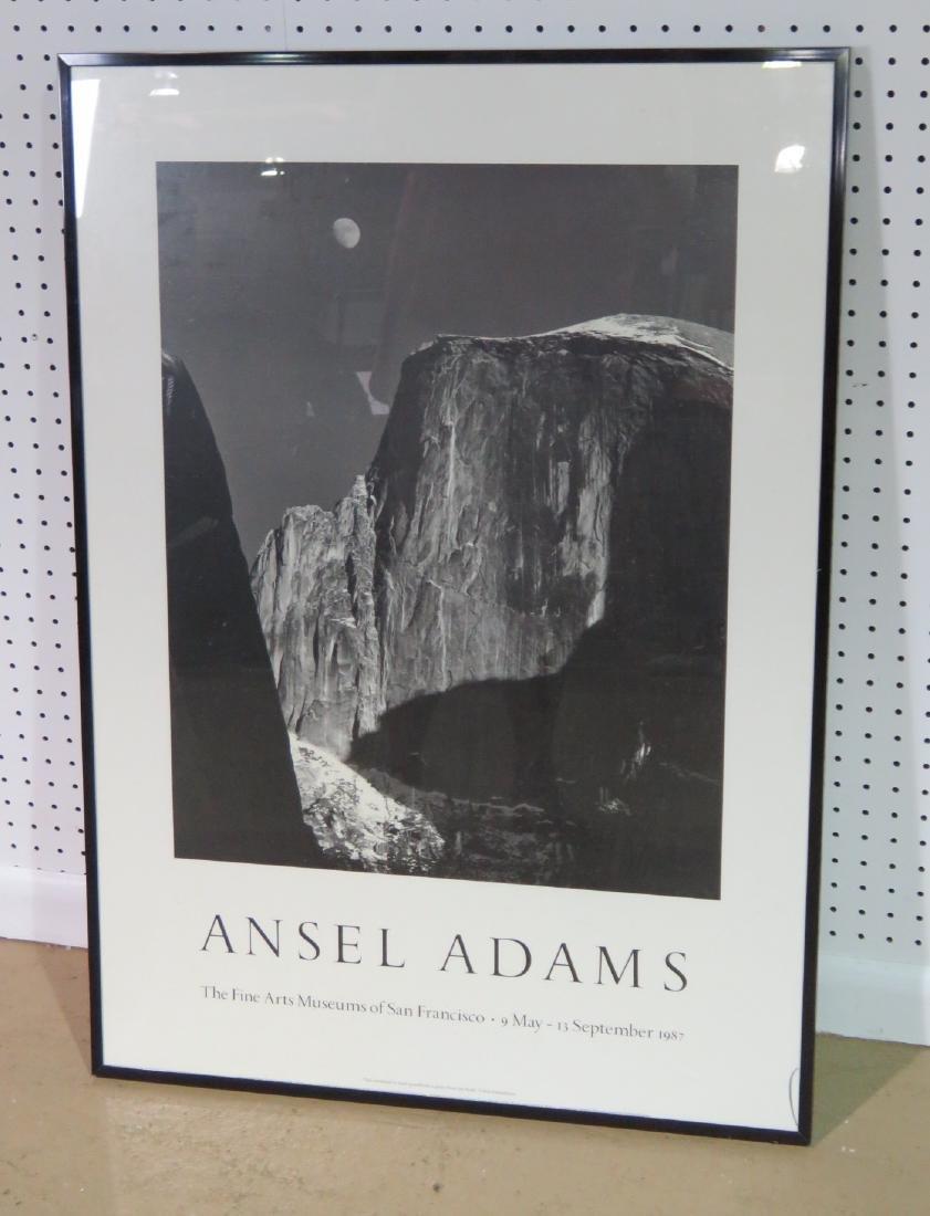 ANSEL ADAMS FRAMED PRINT - 5