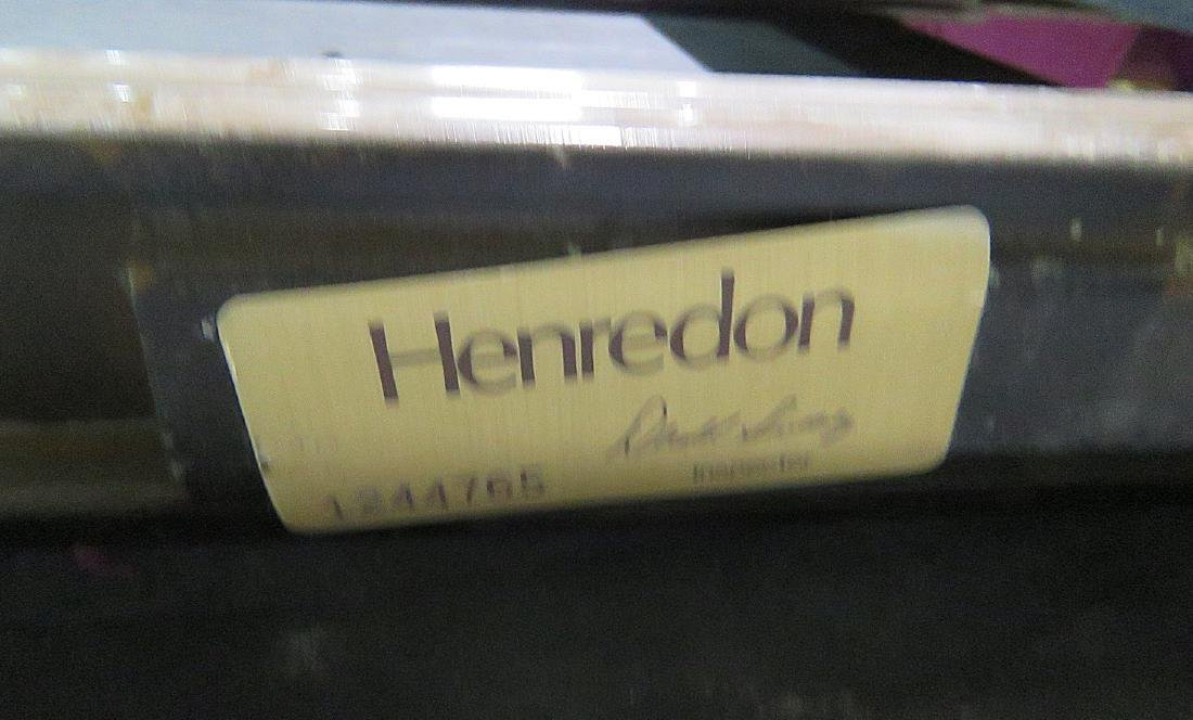 HENREDON DINING TABLE - 7