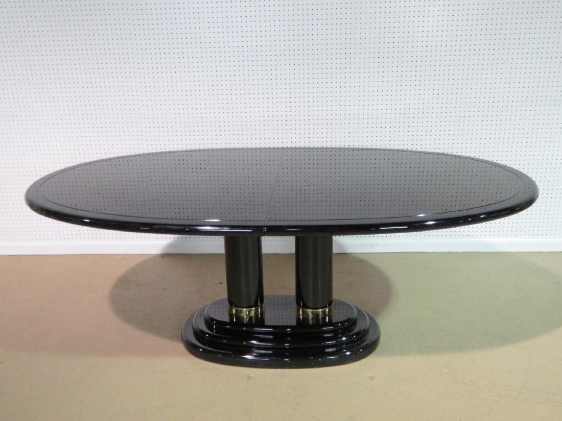 HENREDON DINING TABLE - 8