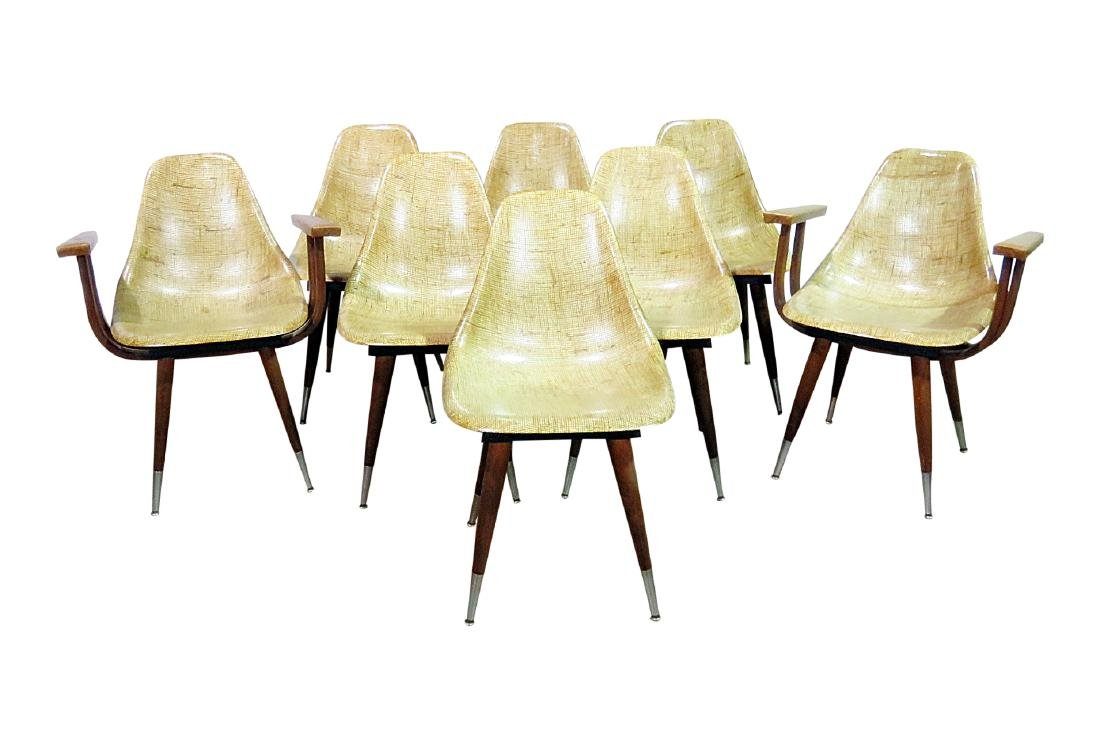 EIGHT PROTOTYPE CHAIRS for KNOLL