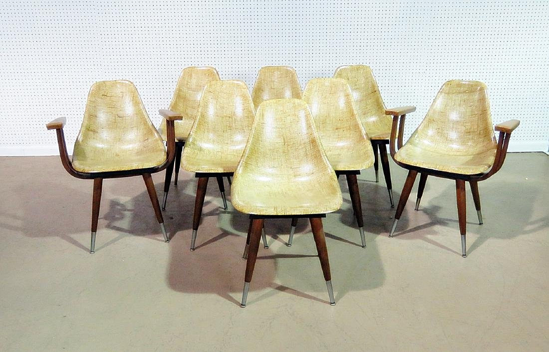 EIGHT PROTOTYPE CHAIRS for KNOLL - 2