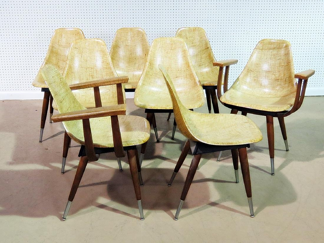 EIGHT PROTOTYPE CHAIRS for KNOLL - 3