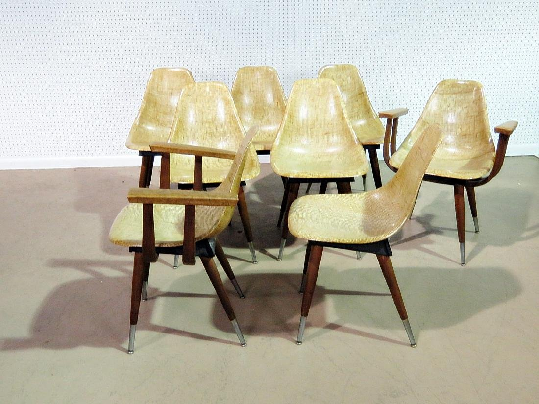 EIGHT PROTOTYPE CHAIRS for KNOLL - 5