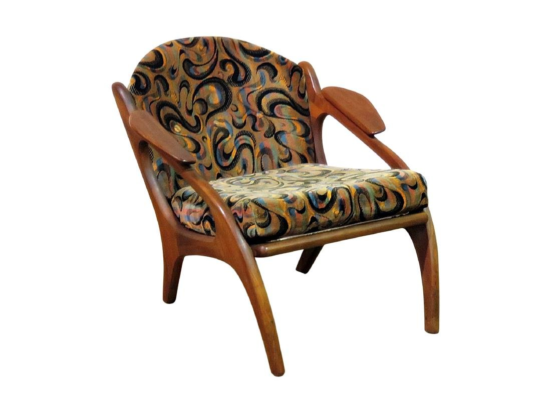 ADRIAN PEARSALL LOUNGE CHAIR