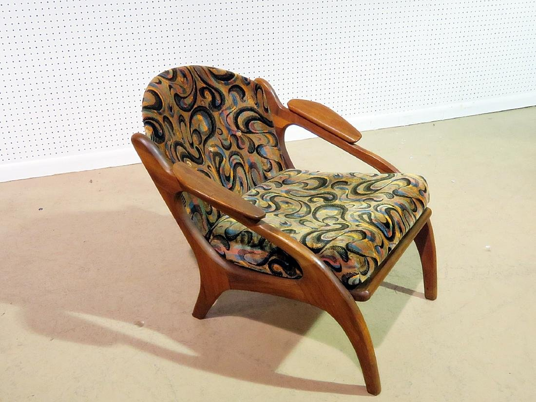 ADRIAN PEARSALL LOUNGE CHAIR - 2