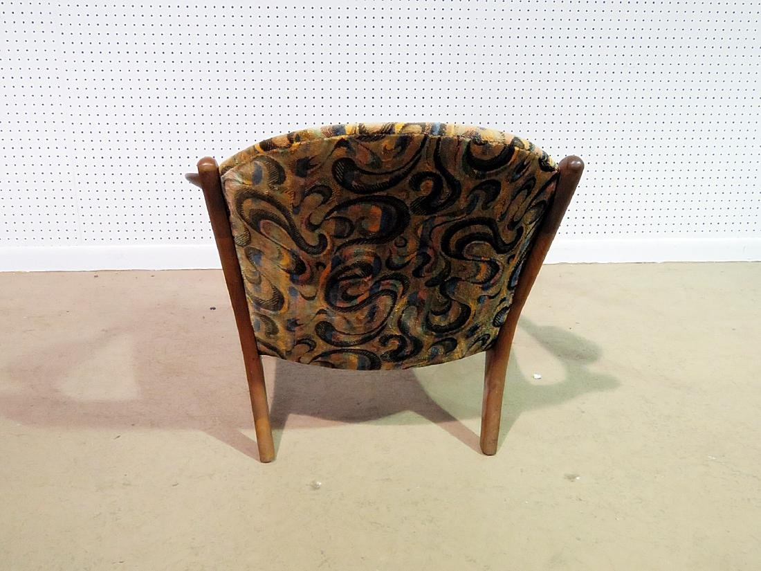 ADRIAN PEARSALL LOUNGE CHAIR - 3