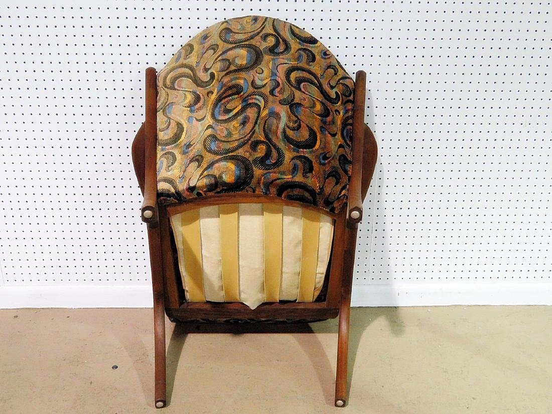 ADRIAN PEARSALL LOUNGE CHAIR - 4