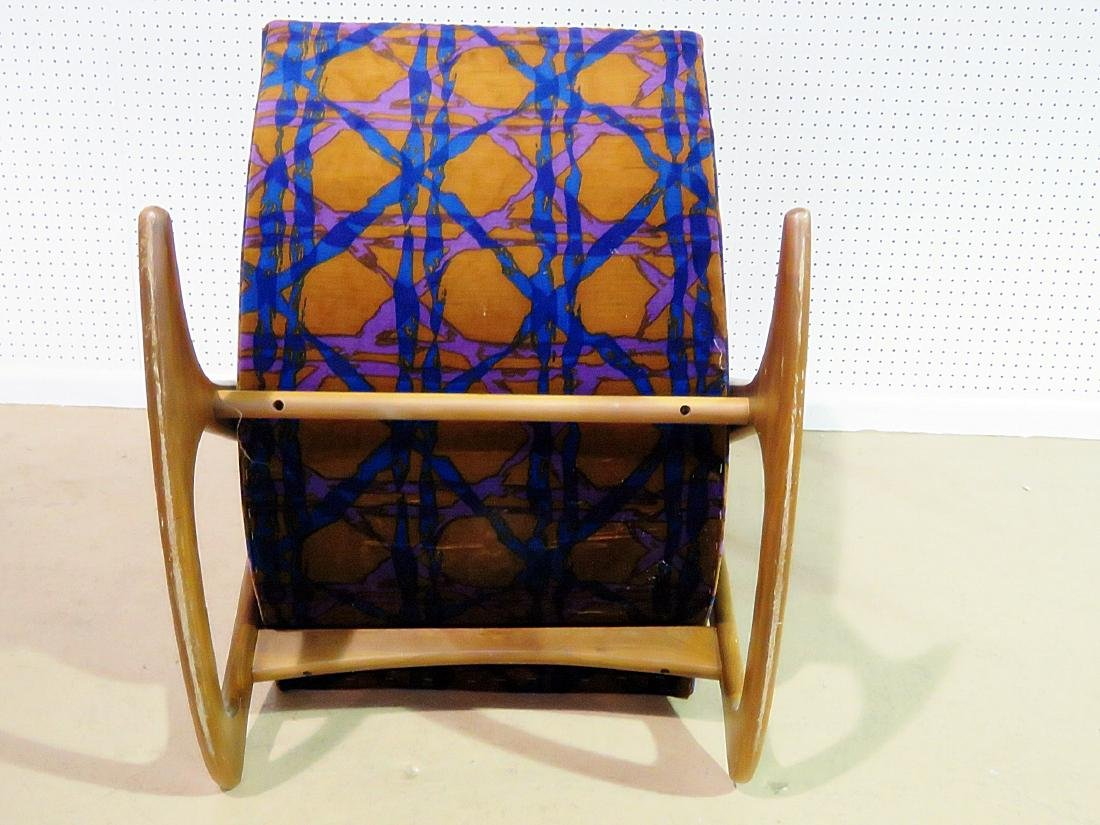 ADRIAN PEARSALL ROCKING CHAIR - 5