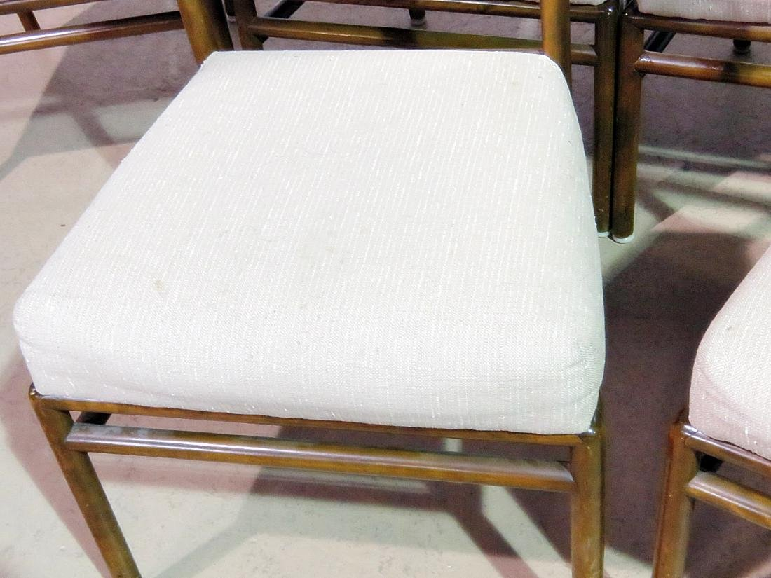SIX ROB JOHNS GIBBINGS for WIDDICOMB DINING SIDE CHAIRS - 3