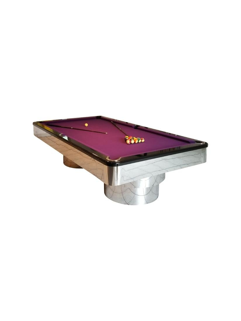 DECO INSPIRED BILLIARD TABLE