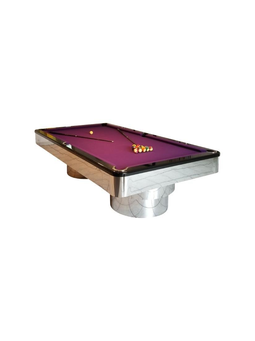 DECO INSPIRED BILLIARD TABLE