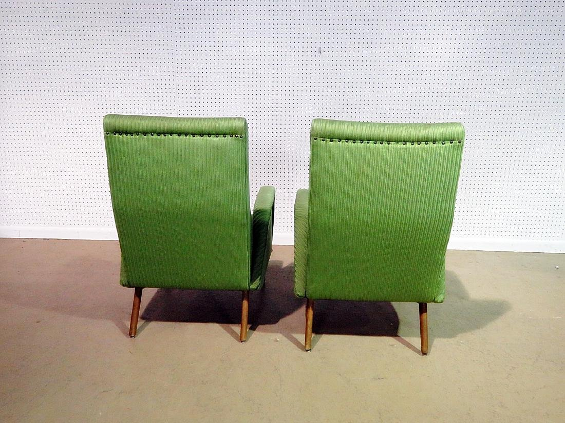 Pair ZANUSO STYLE ARM CHAIRS - 5