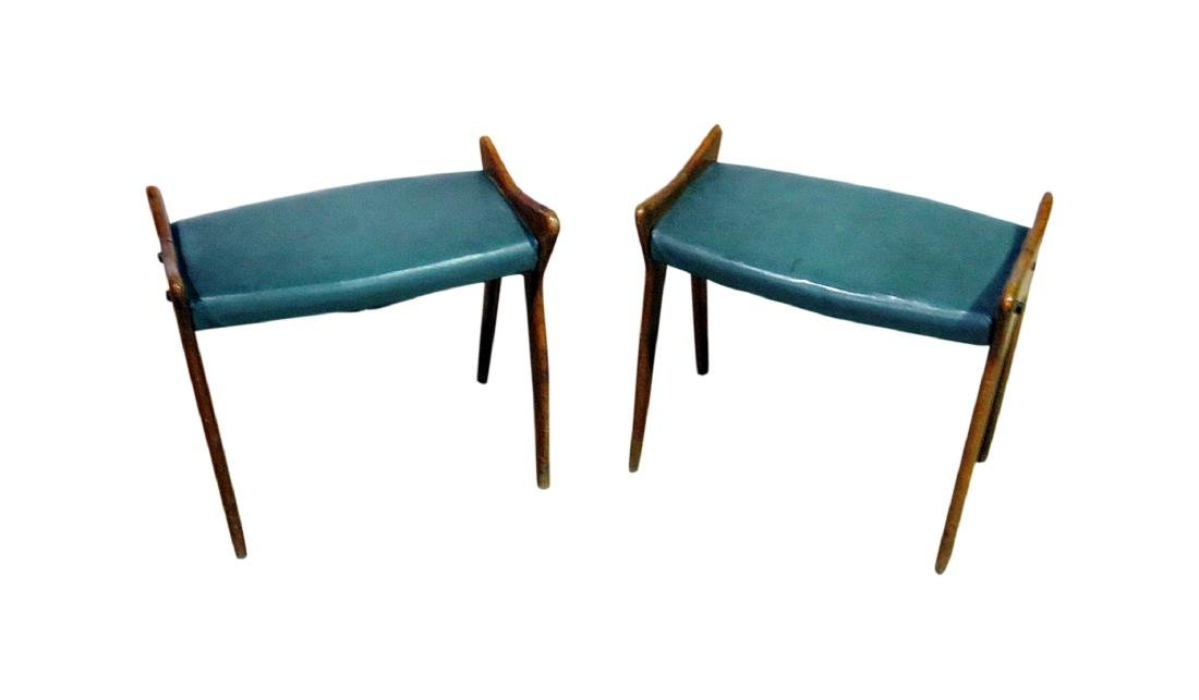 Pair PARISI STYLE BENCHES