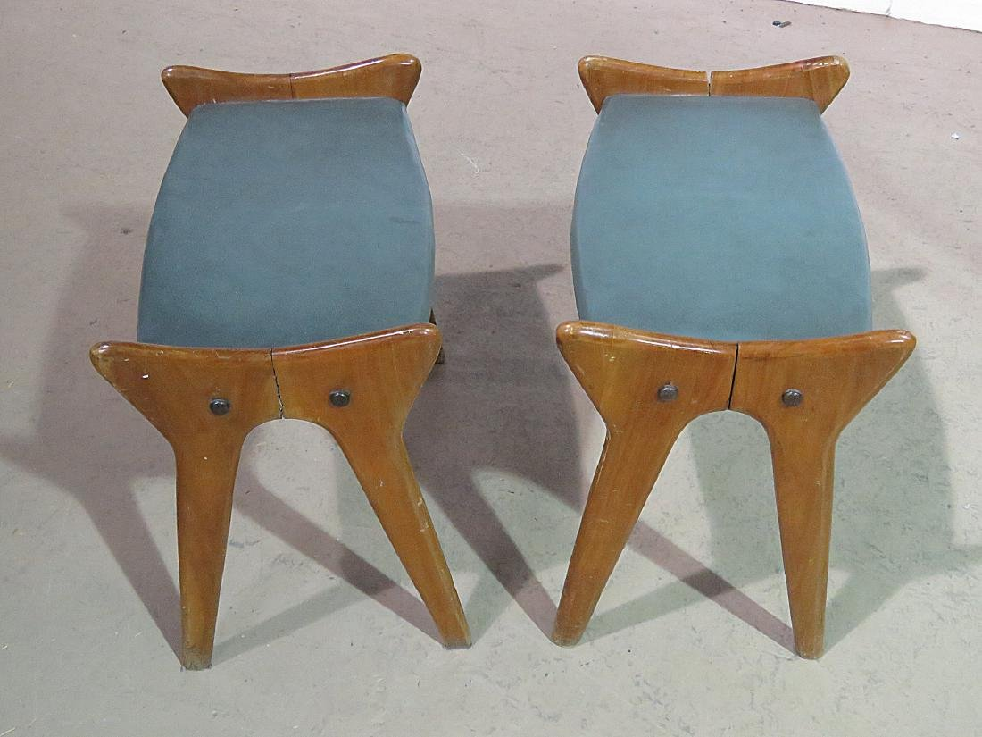 Pair PARISI STYLE BENCHES - 6