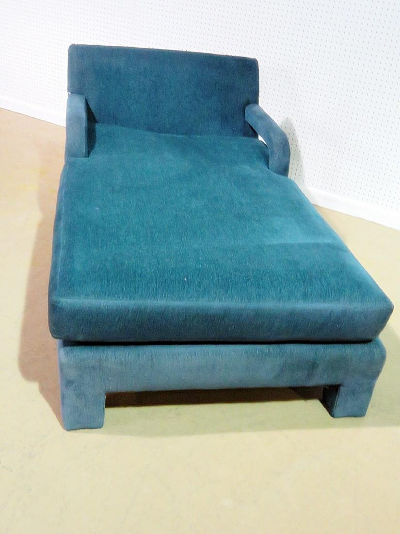 PARSONS STYLE CHAISE LOUNGE CHAIR - 4