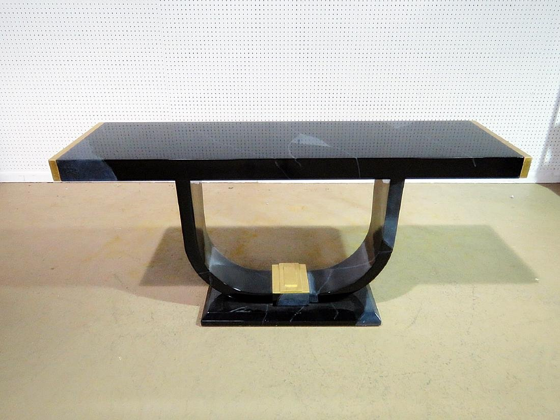 MODERN DECO CONSOLE TABLE - 2