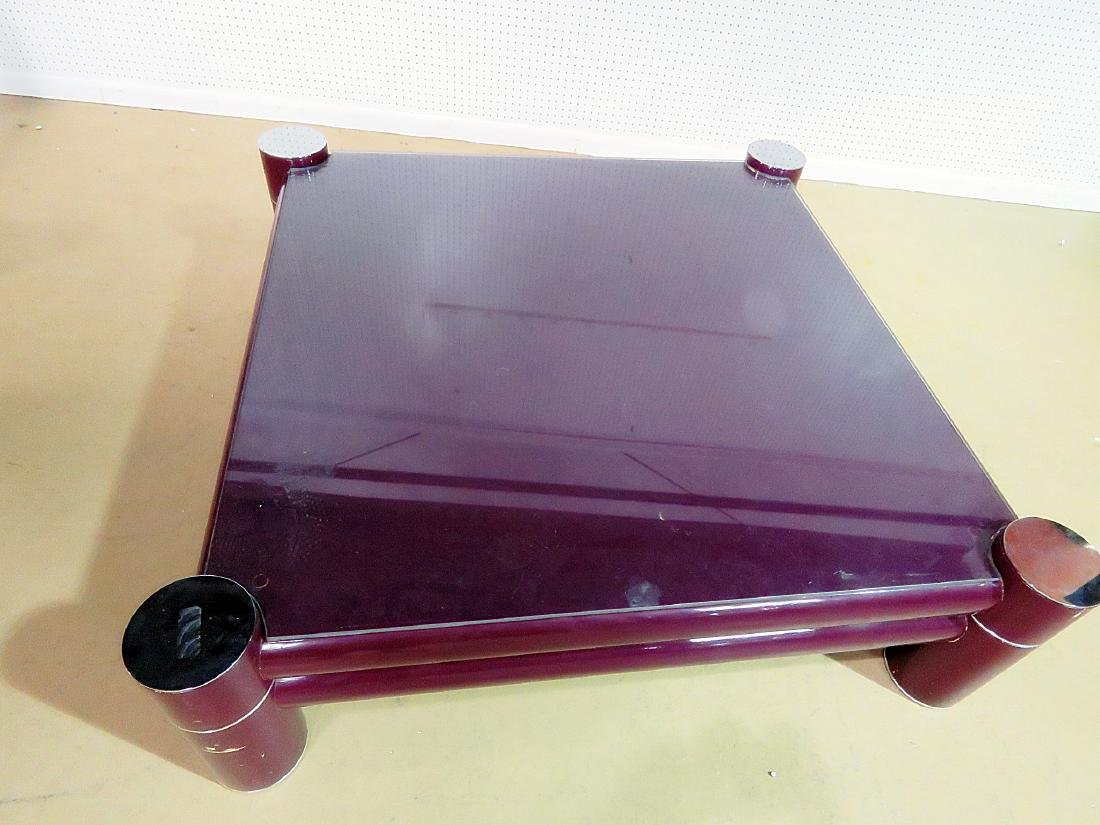 MCM OVERSIZED COFFEE TABLE attributed PACE - 3