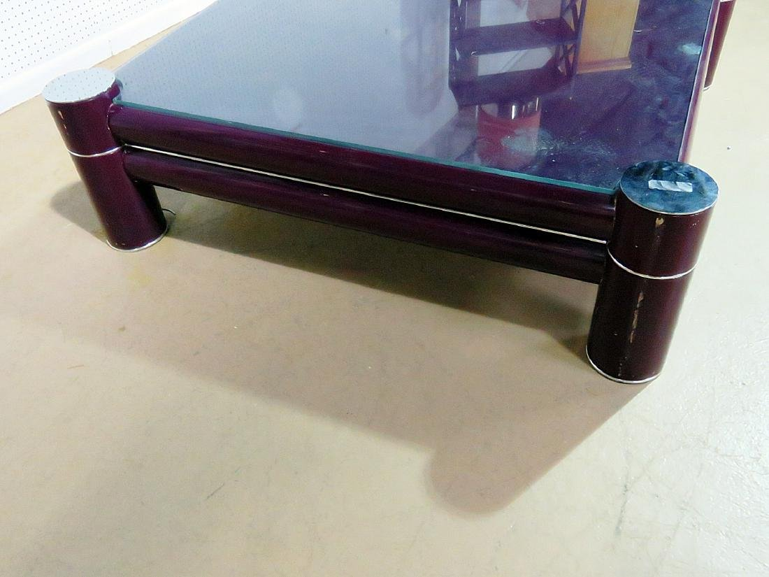MCM OVERSIZED COFFEE TABLE attributed PACE - 4