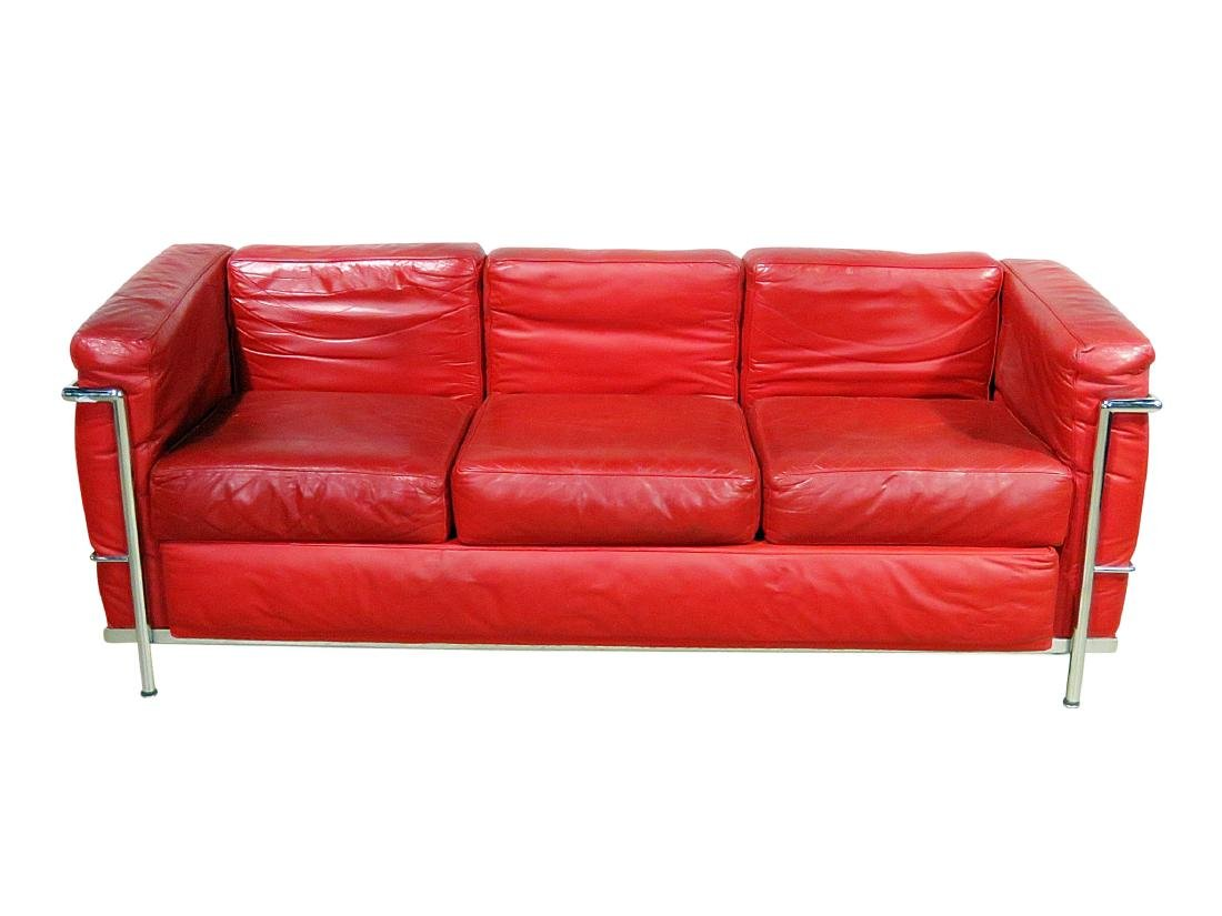 LE CORBUSIER STYLE SOFA by ALWAR