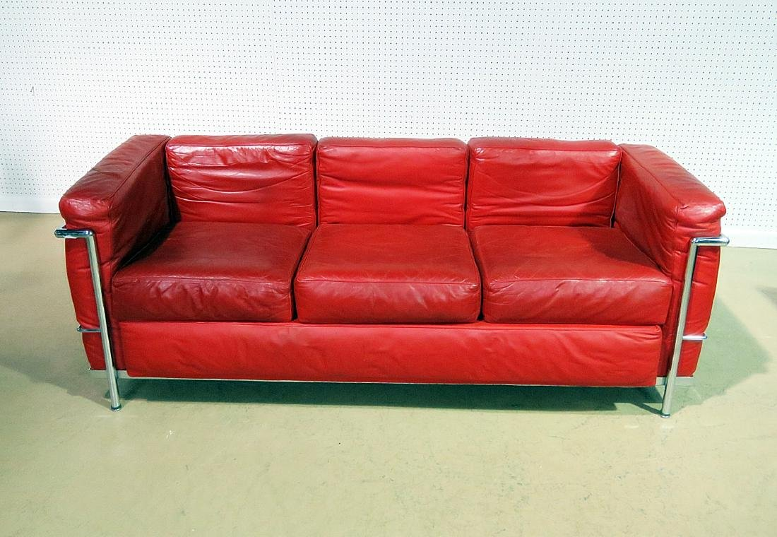 LE CORBUSIER STYLE SOFA by ALWAR - 2