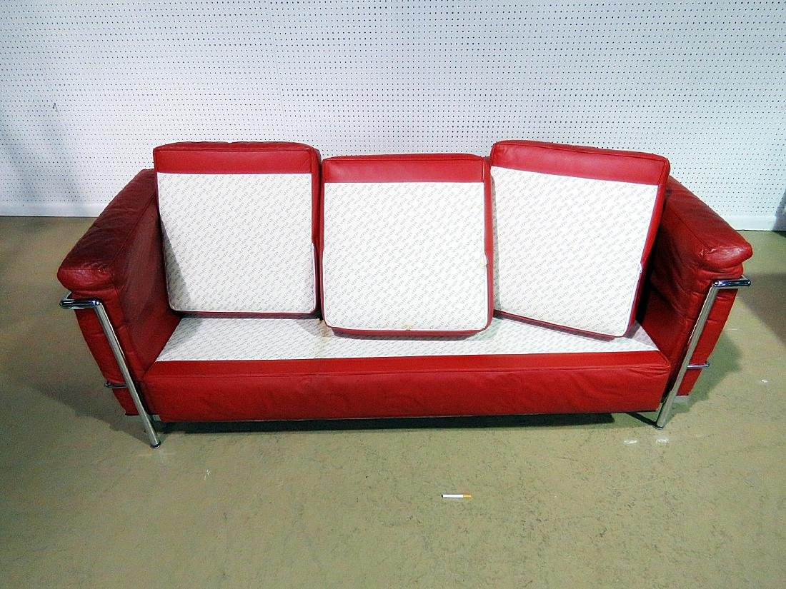 LE CORBUSIER STYLE SOFA by ALWAR - 3