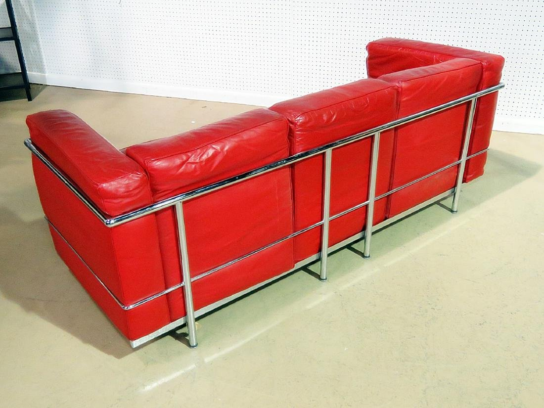 LE CORBUSIER STYLE SOFA by ALWAR - 8