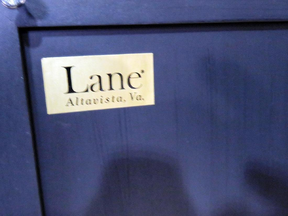 Pair RARE ART DECO CABINETS BY LANE - 4