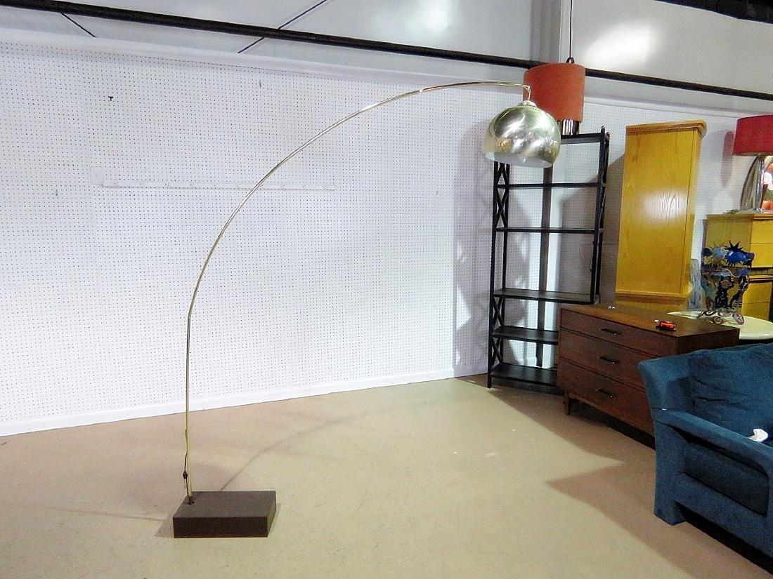 MID CENTURY MODERN FLOOR LAMP - 9